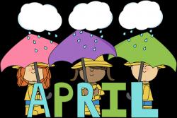 April Umbrella Clipart | Clipart Panda - Free Clipart Images