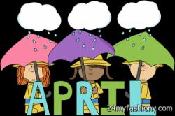 April Clipart - cilpart