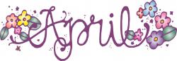 Free April Clipart - Clip Art Guru