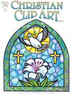 April Christian Clipart