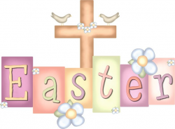 I Love Christian Easter clipart from Trina and Friends | Preschool ...