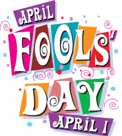 April Fools Day Free PNG Image