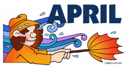 April clip art 3 - WikiClipArt