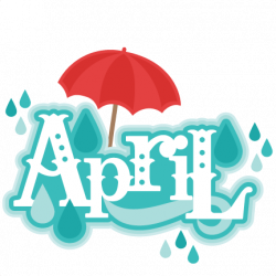 28+ Collection of April Clipart Transparent | High quality, free ...