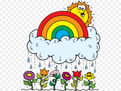 April Drawing Clip art - Cliparts Rain Showers png download - 590 ...