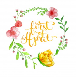 Calligraphy & Watercolor   Portfolio categories   First of April