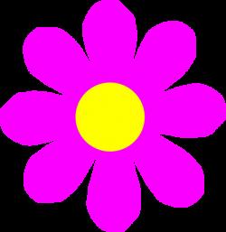 Purple Flower 2 clip art | Clipart Panda - Free Clipart Images