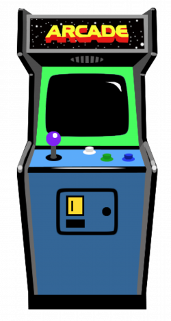 Image result for arcade game clipart | arcade party in 2019 ...