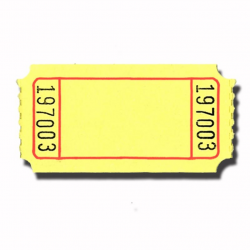 28+ Collection of Blank Raffle Ticket Clipart   High quality, free ...