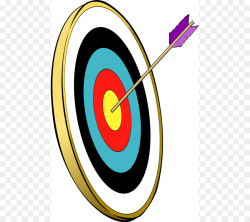 Target archery Arrow Bowhunting Clip art - Archery Cliparts Girl png ...