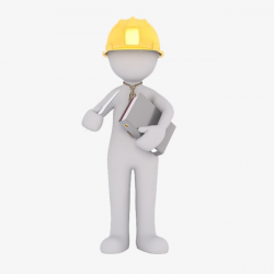 Architects White People, Master Builder, Construction, Generate PNG ...