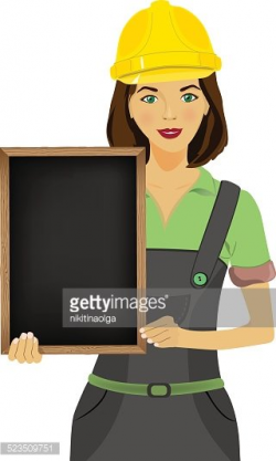Woman Architect stock vectors - Clipart.me