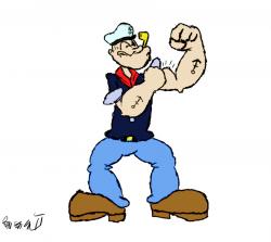Popeye the Sailor Man by shawnguku on DeviantArt