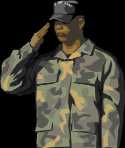 Soldier Clip Art at Clker.com - vector clip art online, royalty free ...