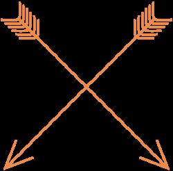 Free Laurel Frames & Arrows Clip Art | Arrow, Clip art and Cricut