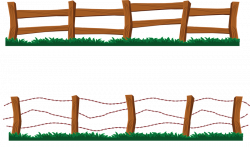 Wood fence clipart - Clipart Collection | Wooden arrow signs, boards ...