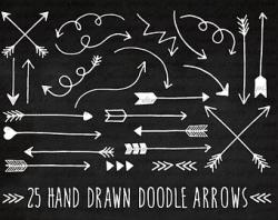 Arrows clip art:
