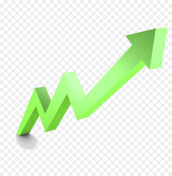 Arrow Royalty-free Clip art - Stock Market Graph Up PNG File png ...
