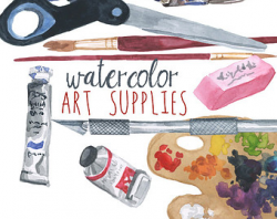 Watercolor art | Etsy
