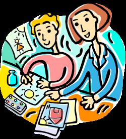 Teacher Workshop Clipart