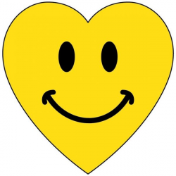 Heart Clipart Smiley Face – Pencil And In Color Heart Clipart within ...