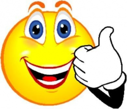 thumbs up clipart thumbs up smiley face clip art clipart panda free ...