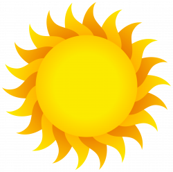 Transparent Sun PNG Clip Art Image   Gallery Yopriceville - High ...