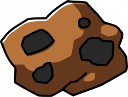 Image - Asteroid.png | Scribblenauts Wiki | FANDOM powered by Wikia