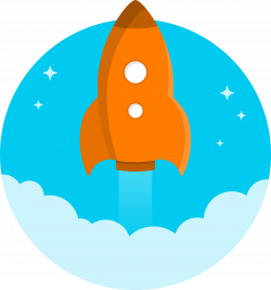Cool Space Rocket Clip Art (page 2) - Pics about space | Rockets ...