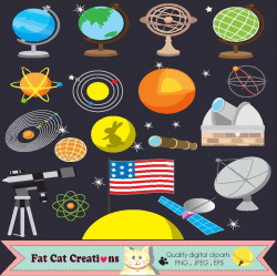 Astronomy ,stars , galaxies ,natural science clip art , graphic ...