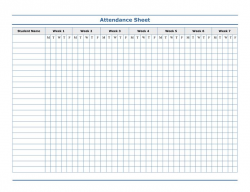 17 best HR images on Pinterest | Attendance sheet template, English ...