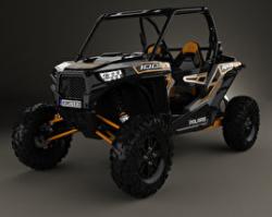ATV 3D Models Download - Hum3D