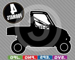 Polaris Ranger Xp Off Road Utv Clip Art   CreateMePink