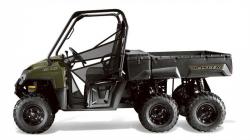 Polaris UK-Ranger® 6x6–Ranger® 6x6