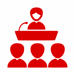 Clipart - Meeting Icon