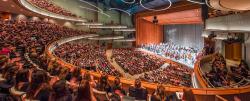 The Auditorium, Hadley Stage | Hancher