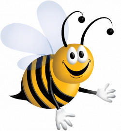 Cartoon Honey Bee Clip Art | 29 bee gif free cliparts that you can ...