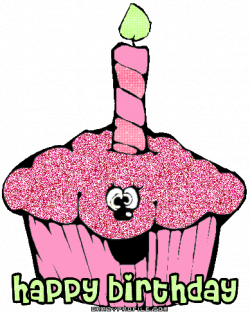Happy Birthday Clipart Animated - cilpart