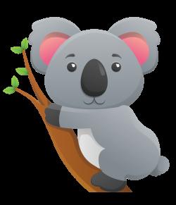 cute koala clipart - Google Search   Animals: Bears Of All Kinds ...