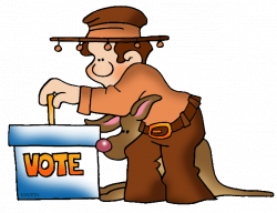 Australia Clip Art by Phillip Martin, Elections