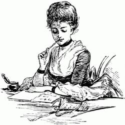 Author Clipart - cilpart