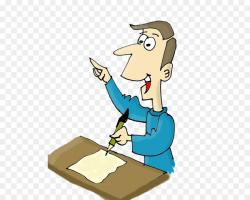 Cartoon Book clipart - Writing, Book, Hand, transparent clip art