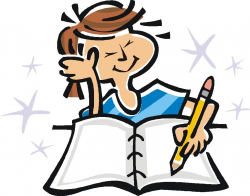 Fresh Writer Clipart Gallery - Digital Clipart Collection