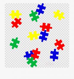 Autism Puzzle Pieces Clipart Jigsaw Puzzles Autism - Autism ...