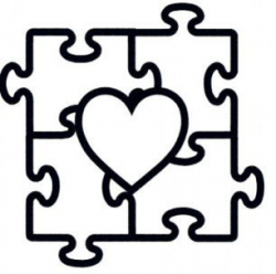 The Free SVG Blog: Autism Awareness Day Free SVGs … | Pinteres…