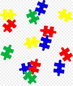 Jigsaw puzzle Autism Autistic Spectrum Disorders Clip art - Game ...
