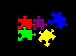 Jigsaw Puzzles Clip art - autism puzzle png download - 1280 ...