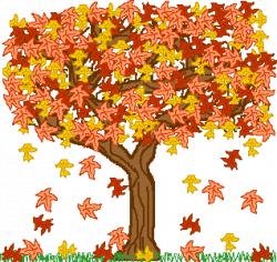 Animated Autumn Clipart