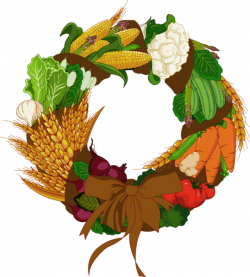 Colorful Clip Art for The Autumn Season | Fall vegetables, Clip art ...