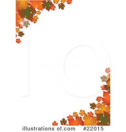 Autumn Clipart #22015 - Illustration by elaineitalia